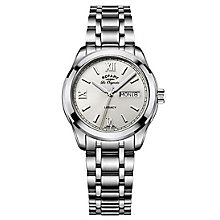 Rotary Gents' Stainless Steel Bracelet Watch - Product number 6892205