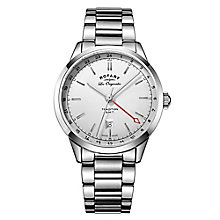 Rotary Gents' Stainless Steel Bracelet Watch - Product number 6892221
