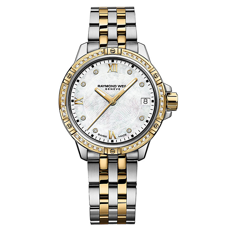 Raymond Weil Tango Ladies' Two Tone Bracelet Watch - Product number 6892957