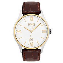 Hugo Boss Men's Stainless Steel Strap Watch - Product number 6893090