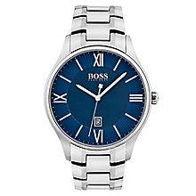 Hugo Boss Men's Stainless Steel Strap Watch - Product number 6893104