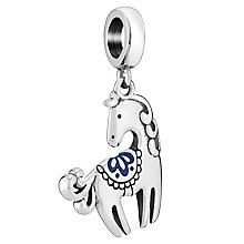 Chamilia Sterling Silver Horse Charm - Product number 6893309