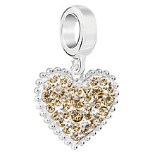 Chamilia With Love November Swarovski Crystal Charm - Product number 6893449