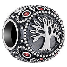 Chamilia Sterling Silver Tree of Life Bead - Product number 6893473