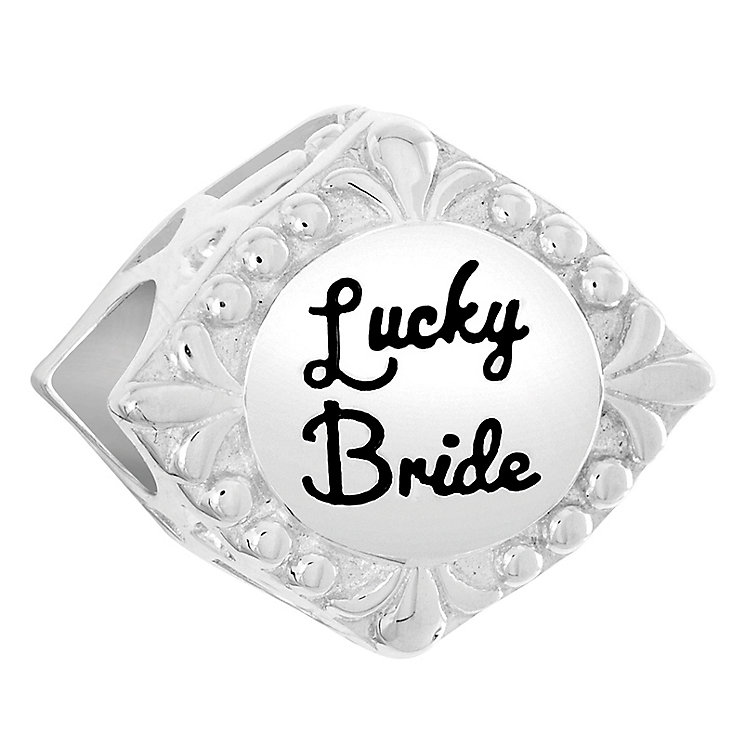Chamilia Sterling Silver Lucky Bride Bead - Product number 6893678