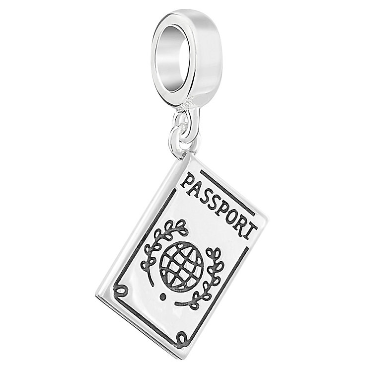 Chamilia Sterling Silver Passport Charm - Product number 6893716