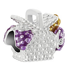 Chamilia Sterling Silver Picnic Basket Bead - Product number 6893759