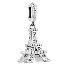 Chamilia Sterling Silver Eiffel Tower Charm - Product number 6893775
