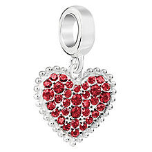 Chamilia Sterling Silver With Love January Charm - Product number 6893783