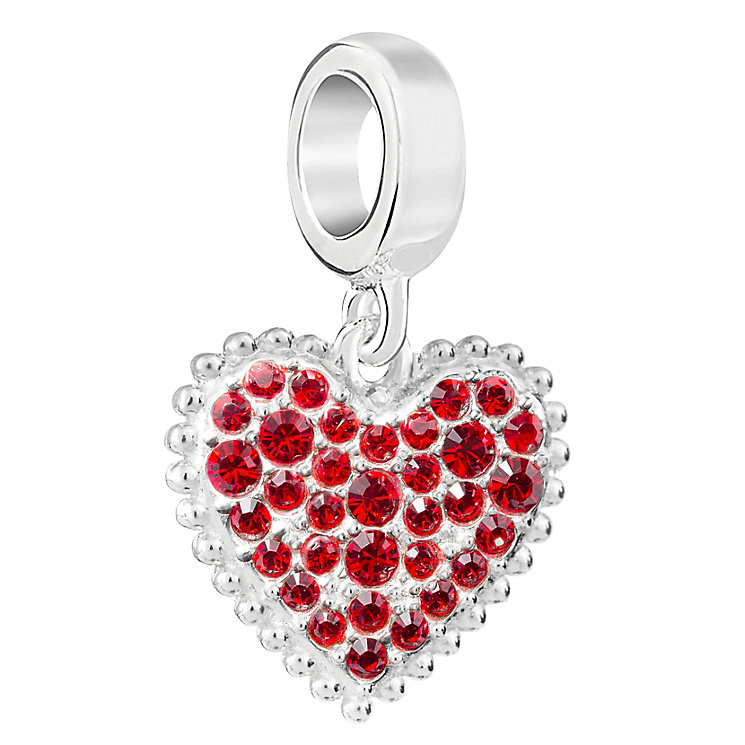 Chamilia Sterling Silver With Love July Charm - Product number 6893848