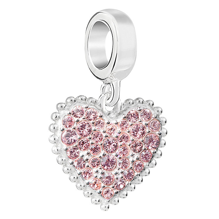 Chamilia Sterling Silver With Love October Charm - Product number 6893872