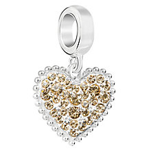 Chamilia Sterling Silver With Love November Charm - Product number 6893880