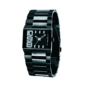 Police Ladies' Black Stone Set Watch - Product number 6904718