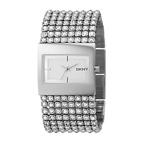 DKNY Stone Set Ladies' Watch - Product number 6906052