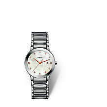 Rado Centrix Ladies' Stainless Steel White Bracelet Watch - Product number 6915728