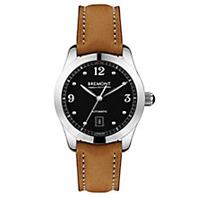 Bremont Solo 32 AJ Ladies' Stainless Steel Strap Watch - Product number 6915752