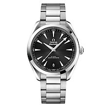 Omega Sea Master Aqua Terra Men's 41mm Stainless Steel Watch - Product number 6939821