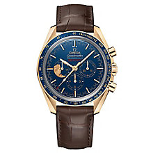 Omega Seamaster Professional Men's 18ct Gold Strap Watch - Product number 6940080