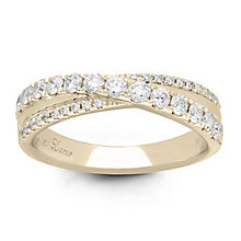 Neil Lane Designs 14ct Yellow Gold 0.58ct Diamond Band - Product number 6945422