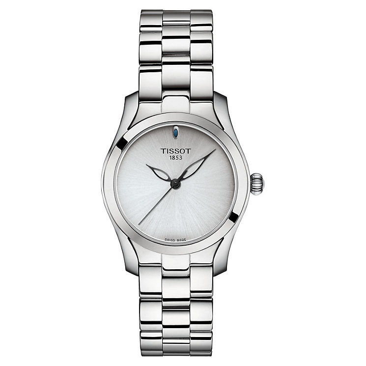 Tissot T-Wave Ladies' Stainless Steel Bracelet Watch - Product number 6952844