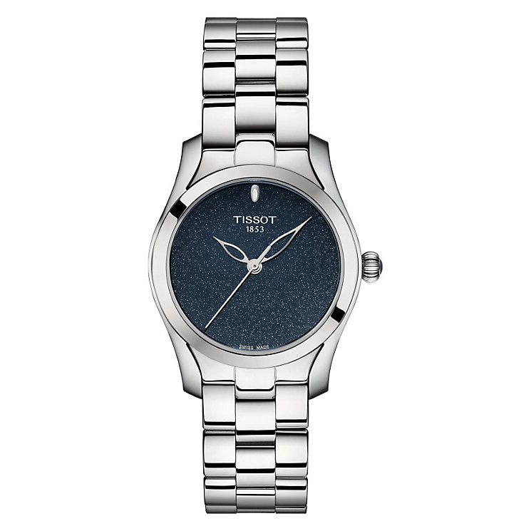Tissot T-Wave Ladies' Stainless Steel Bracelet Watch - Product number 6952852