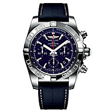 Breitling Chronomat 44 Men's Stainless Steel Strap Watch - Product number 6955088