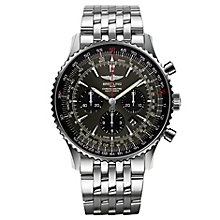 Breitling Navitimer 01 46MM Men's Stainless Steel Watch - Product number 6955118