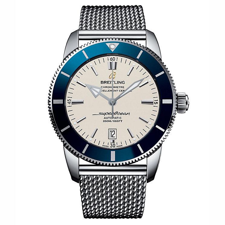 Breitling Superocean Heritage 46 Men's Stainless Steel Watch