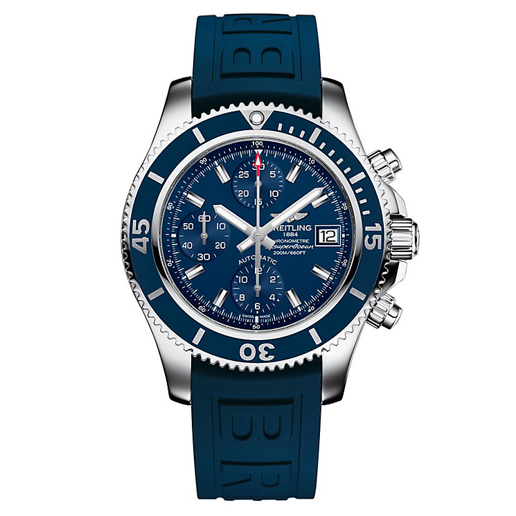 Breitling Superocean II 42 Men's Stainless Steel Watch