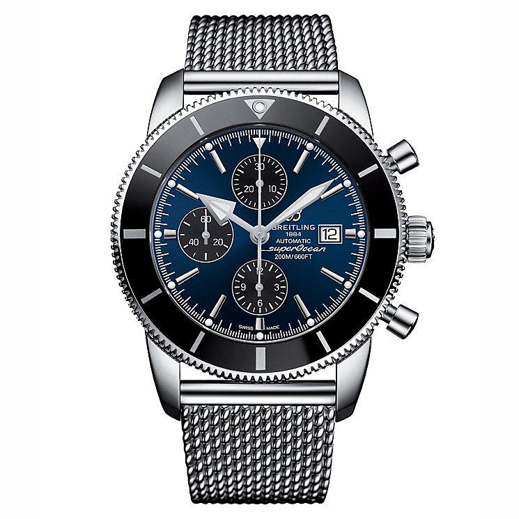 Breitling Superocean Heritage II Men's Stainless Steel Watch