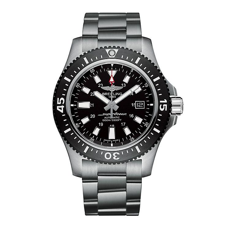Breitling Superocean II 44 Men's Stainless Steel Watch