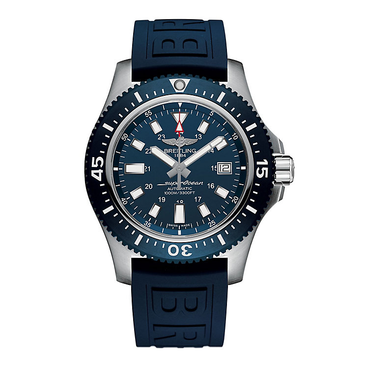 Breitling Superocean II 44 Men's Stainless Steel Watch - Product number 6955460