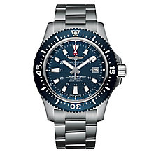Breitling Superocean II 44 Men's Stainless Steel Watch - Product number 6955479