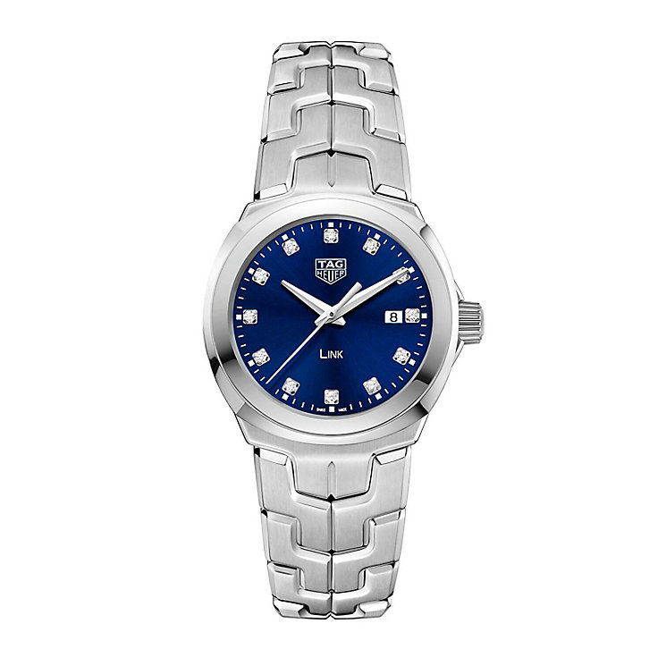 TAG Heuer Link Ladies' Stainless Steel Bracelet Watch - Product number 6956173