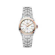 TAG Heuer Link Ladies' 2 Colours Stainless Steel Watch - Product number 6956181
