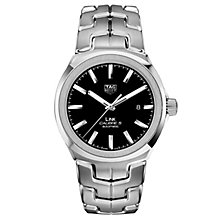 TAG Heuer Link Men's Stainless Steel Bracelet Watch - Product number 6956491
