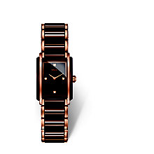 Rado Integral Ladies' Ceramic Diamond Bracelet Watch - Product number 6956580