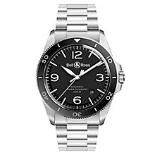 Bell & Ross BRV2 Men's Black Stainless Steel Bracelet Watch - Product number 6957153