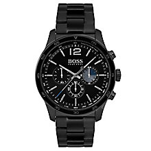Hugo Boss Professional Men's Ion Plated Chronograph Watch - Product number 6957420