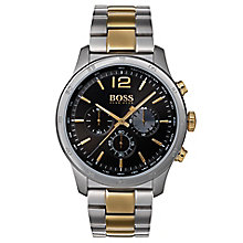 Hugo Boss Professional Men's Two Colour Chronograph Watch - Product number 6957439