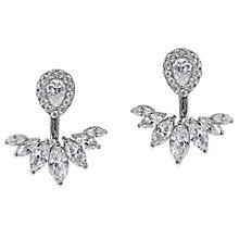 Carat Noa Silver Earring Jackets - Product number 6957560