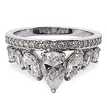 Carat Noa Silver Ring Size N. - Product number 6957749
