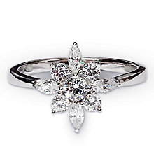 Carat Noa Silver Ring Size L. - Product number 6957765