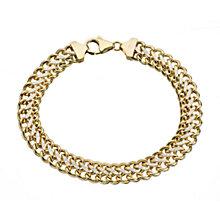 9ct gold detailed bracelet - Product number 8001944