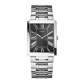 Guess Men's Stainless Steel Bracelet Watch - Product number 8002649