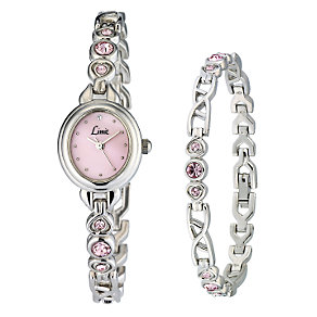 Limit Vintage Ladies' Gift Set watch - Product number 8003424