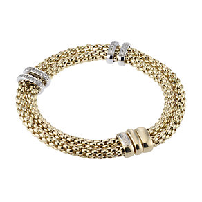 Fope Gioielli Maori 18ct gold bracelet. - Product number 8004099