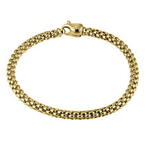 Fope Gioielli Unica 18ct gold  bracelet. - Product number 8004226