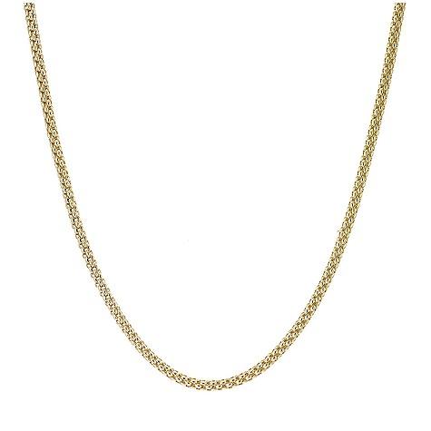 Unbranded 18ct gold Fope Gioielli Unica chain.
