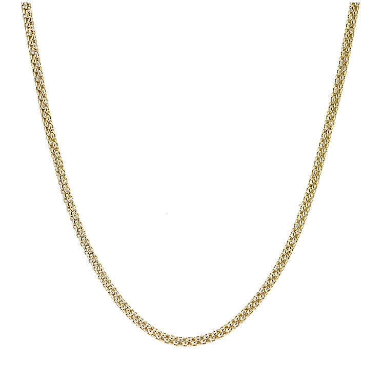 Fope Gioielli Unica 18ct gold chain necklace - Product number 8004242